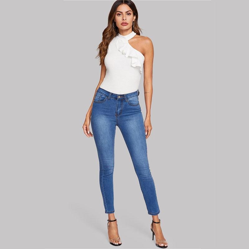 Camiseta Coco X blanca sin mangas moderna Paraíso de la Moda | PdM