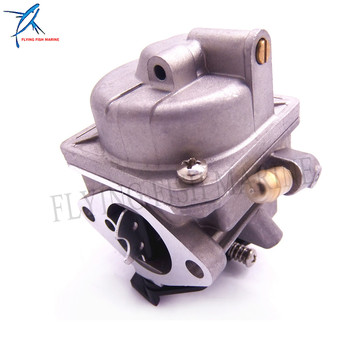 Outboard Motor 3R4-03200-1  3R4032000M Carburetor Assy For Tohatsu Nissan 4-stroke MFS6A2 NSF6A2 MFS6B NFS6B 6HP Boat Engine