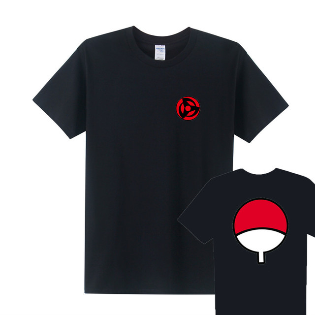 The Uchiha Clan T-Shirt Anime Naruto