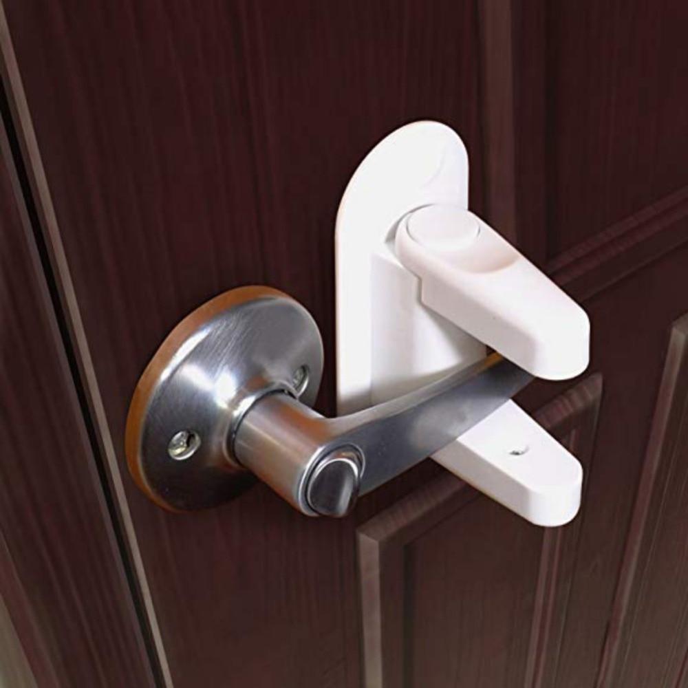 Door Lever Locks Baby Children Safety Proof Door Handle