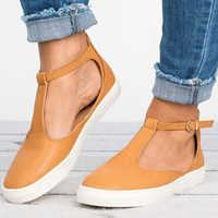 New Summer Women Sandals Fashion Women Closed Toe Flat Shoes Woman Female Footwear Breathable Sandalias Plus Size