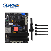 лучшая цена Aspire AVR WT-3 Automatic Voltage Regulator WT3 AVR for Engga Generator Alternators with free accessories