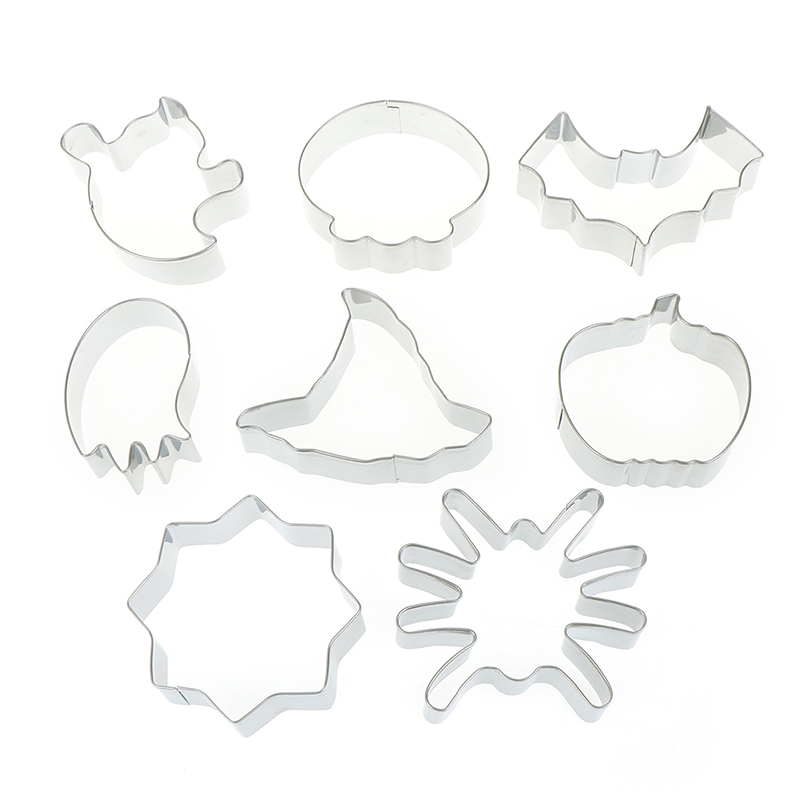 HALLOWEEN cookie cutter Pumpkin ghostly pastry cutters