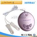 SUNMAS Saúde Massager Dispositivo Portátil Microcorrente Máquina DEZENAS Estimular Clipe de Ouvido Para Dormir