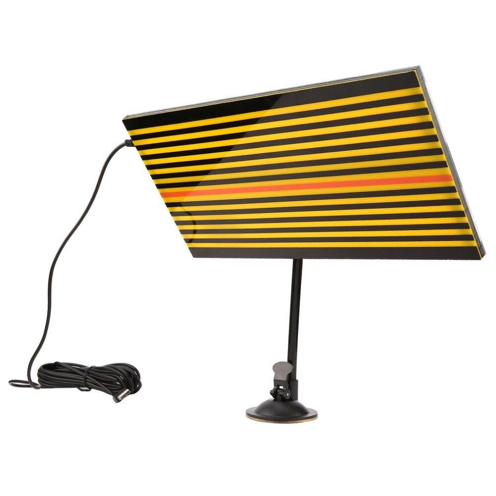 Профессиональный 5 м USB светодиодный линии борту СВЕТОДИОДНЫЙ Дент отражение совета лампы Paintless инструменты Дент удаления свет борту желтый...