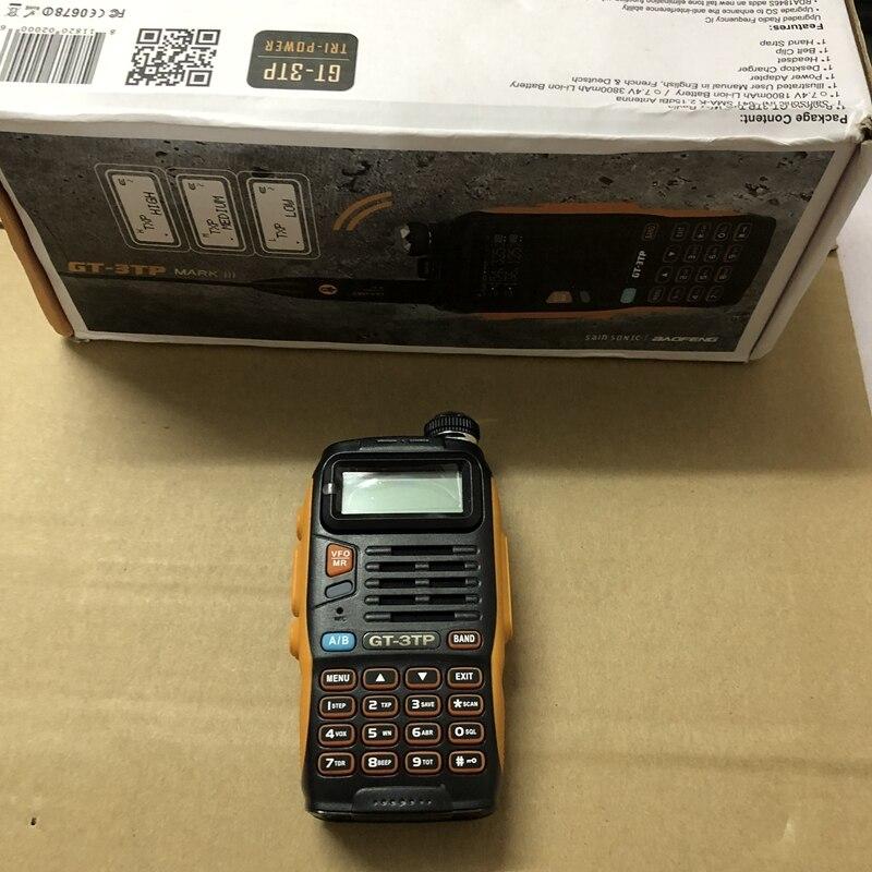 Image 2 - 2pcs  GT 3 GT 3TP battery walkie talkie 1800mAh LI battery 100% original GT 3 Mark II, GT 3TP Mark III battery-in Walkie Talkie from Cellphones & Telecommunications