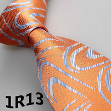 2015 Latest Style Ties Bright Red/Blue/White Geometric Floral Design Vogue/Party Moda Blusa Men Gift/Men Shirt Men's Accessories