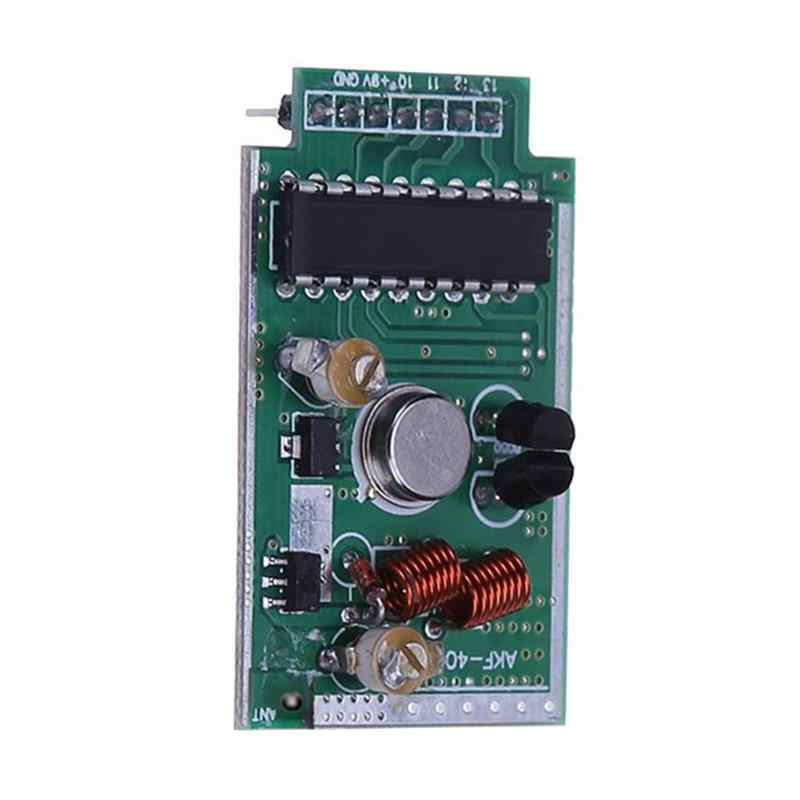 Detail Feedback Questions about vanpower DC 9V RF 433Mhz