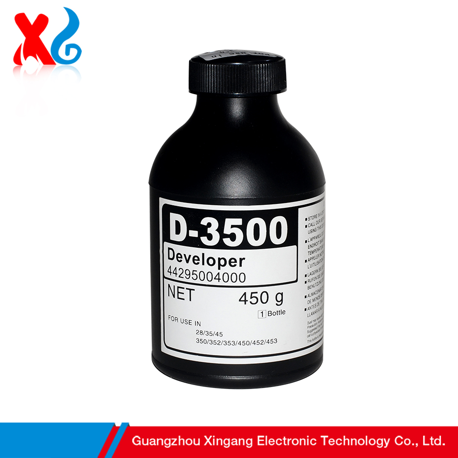 Japan D-3500 Developer for Toshiba E-Studio 28 35 45 350 352 353E 450 452 453 450g 44295004000 120000Pages D3500 New Iron Powder цены онлайн