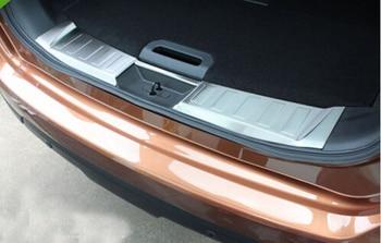 Rear bumper cửa hàng sill chùi tấm Bìa cho Nissan Rogue 2014 2015