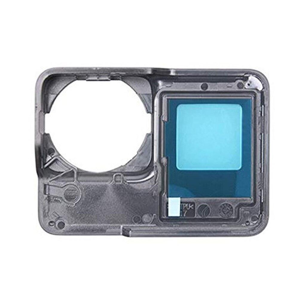 Placa De Panel Frontal Cubierta Frontal Marco Reparación Pieza de Recambio para GoPro Hero 4