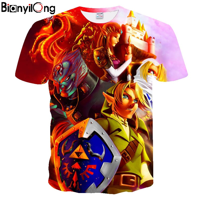 2018 new Brand Russia T-<font><b>shirt</b></font> Elf print T <font><b>Shirt</b></font> Tshirt Fitness T <font><b>Shirt</b></font> Men 3d <font><b>Anime</b></font> Tshirts <font><b>Sexy</b></font> Male <font><b>Shirts</b></font> Mens Clothing tops image