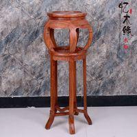 Красного дерева цветок китайский гостиной несколько автономное каркас палисандр Классический Цветочный бонсай цветок пол.