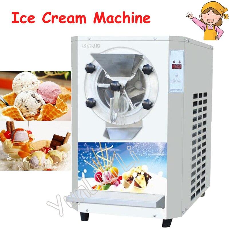 110V/220V Commercial Hard <font><b>Ice</b></font> <font><b>Cream</b></font> Machine Batch Freezer Machine <font><b>Ice</b></font> <font><b>Cream</b></font> Maker YB7120-TW
