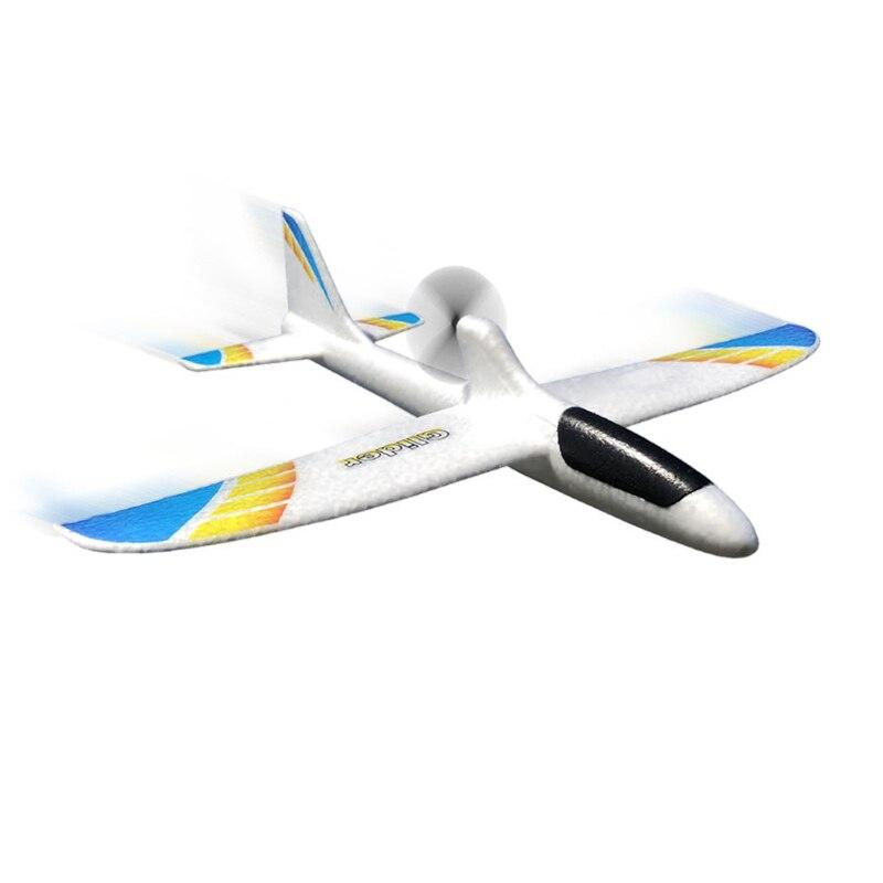 Avion RC, chargeur USB, planeur électrique à lancer la main, bricolage, modèle d'avion, lancement manuel, jouet de planeur pour enfants 2 6