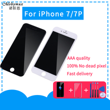AAA Quality LCD Screen For iPhone 7 Display Assembly Replacement with Original Digitizer Phone Parts for iphone plus  lcd