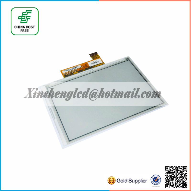 100% Original 6 e-ink/ebook LCD screen for PocketBook 611 Basic LCD display free shipping new original high definition screen ed060xc5 ink screen ebook