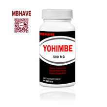 Yohimbine Bark 2000 mg Extract  Male Sexual Health 60 Capsules HOT SALE 2016