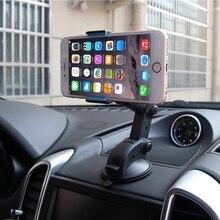 KANEED автомобильный держатель Авто клейкий змея Стиль регулируемый руку двойной Слои PU базы телефона держатель для большинства устройства