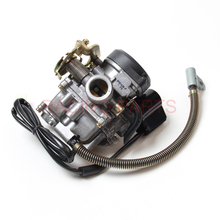 PD18J Carburetor 50CC Scooter Moped Carb for 4-Stroke GY6 SUNL ROKETA JCL Vento For 50CC-110CC