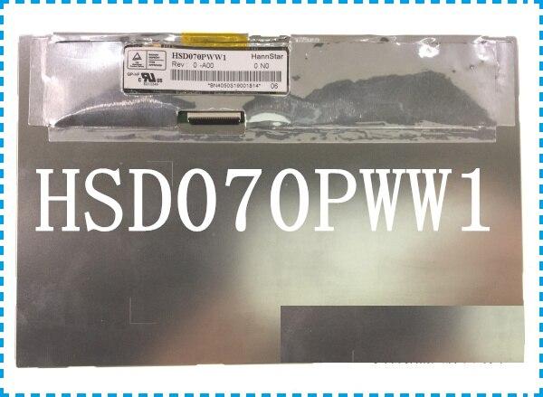 HSD070PWW1-B01  7  IPS 1280X800HSD070PWW1-B01  7  IPS 1280X800
