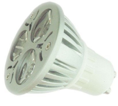 GU10 3*1W;LED Spot Light;AC85-265V input