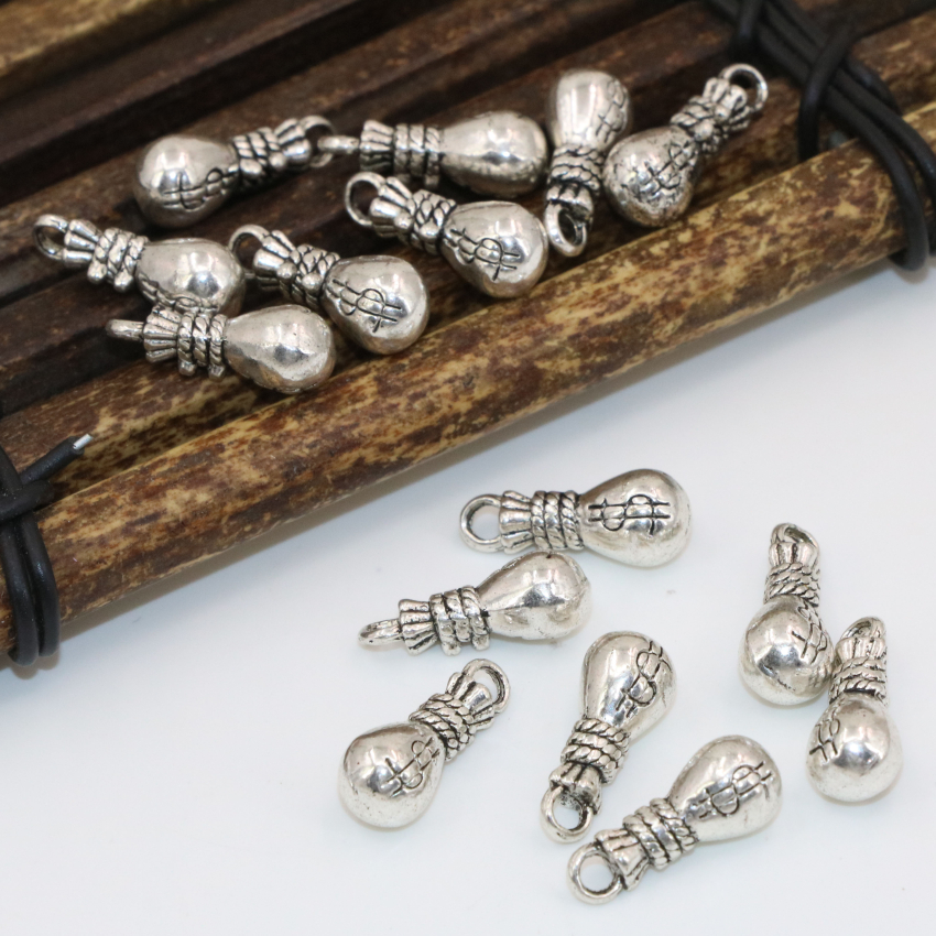 New fashion original design6*15mm 50pcs Tibet silver plated spacers beads accessories necklaces/bracelets jewelry findings B2541
