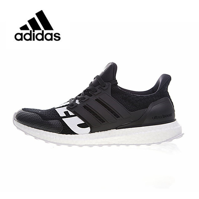 321b2018f Original New Arrival Authentic Adidas Ultra Boost X UNDEFEATED Mens Running  Shoes Sneakers Outdoor Walking Jogging Sneakers