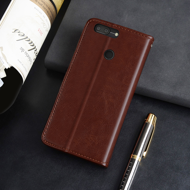 Leather Flip Case For Sharp B10 Cover PU Leather Case Protective Phone Bag For Sharp B10 Cover housing