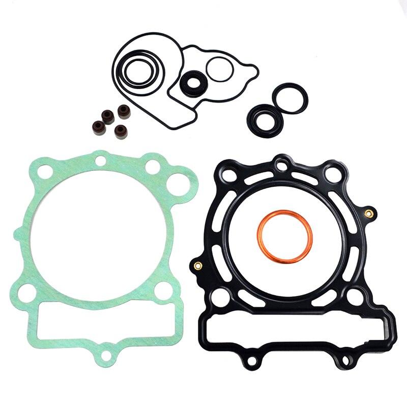 AHL Motorcycle Air Cylinder Engine Gasket For KAWASAKI KXF250 2009 2010 2011 2012 2013 2014 2015