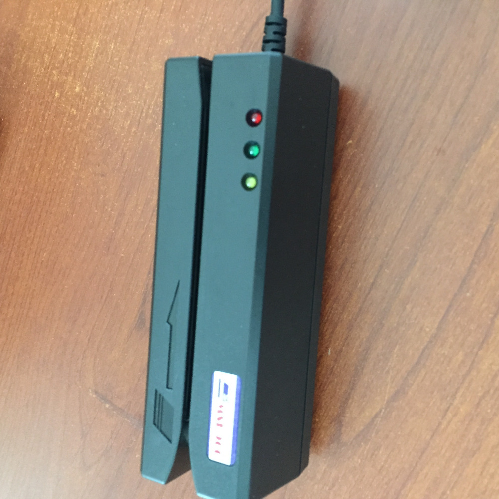 MSR900S All 3 Tracks HiCo/LoCo Magnetic stripe Encoder Magnetic Card Reader Writer цена и фото