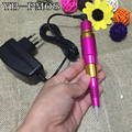 Hot Selling Tattooing Eyebrow Makeup Pen Machine Drift lip Machine Rose and Gold Color Free Shipping