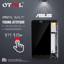 OTMIL 5.5 Original Display For ASUS Zenfone Go TV ZB551KL X013D LCD Touch Screen Assembly#1