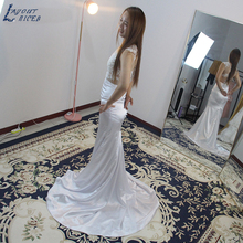 LAYOUT NICEB SHJ535 Luxury Sexy Mermaid Wedding Dresses