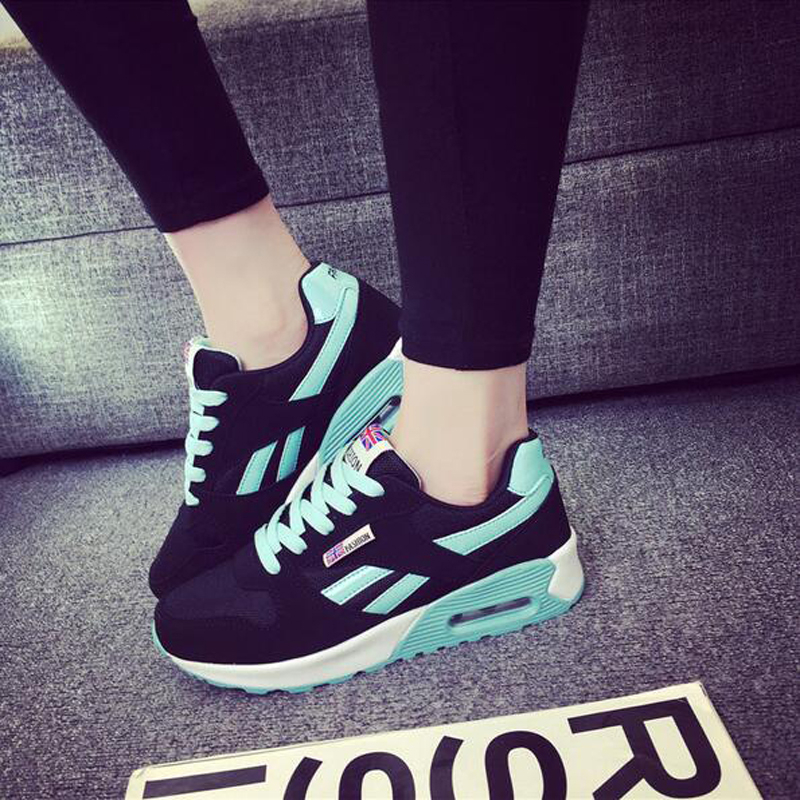 New Air Cushion Female Sports Shoes Breathable Mesh Max Running Shoes women Chaussures De Sport Fminines Outdoor Sneakers womenNew Air Cushion Female Sports Shoes Breathable Mesh Max Running Shoes women Chaussures De Sport Fminines Outdoor Sneakers women