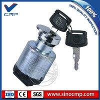 Interruptor De Ignição 4250350 para Hitachi EX200-2 EX200-3 Escavadeira EX200-5