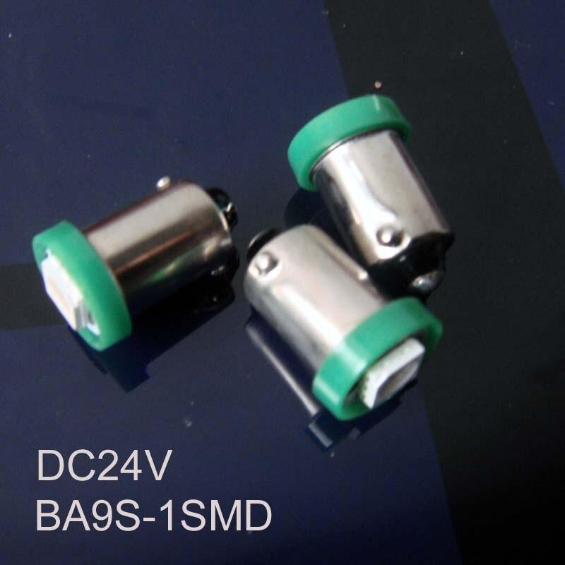 High quality 24V BA9S led lamps,24V led auto instrument lights,LED Car Signal Light ba9s led Pilot Lamp free shipping 500pcs/lot