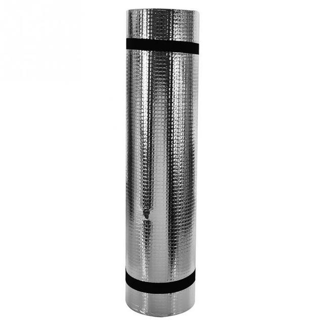 Non-slip Yoga Mat 10mm Multifunctional Sports Yoga Mat For Fitness Gym Aluminum EVA Mat 180*50*6mm For Beginner