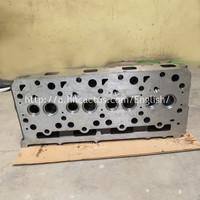 High Performance Promotional Price Iron Cast Auto Engine Parts V2203 V2403 Cylinder Head For Kubota