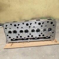 High Performance Promotional Price Iron Cast Auto Engine Parts V2203 V2403 Cylinder Head For Kubota