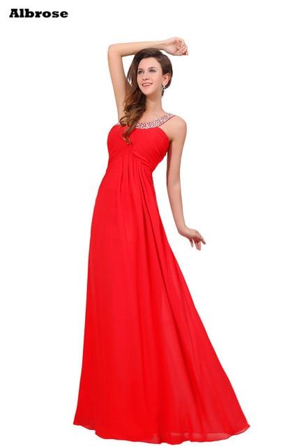Robe de soiree rouge pas chere