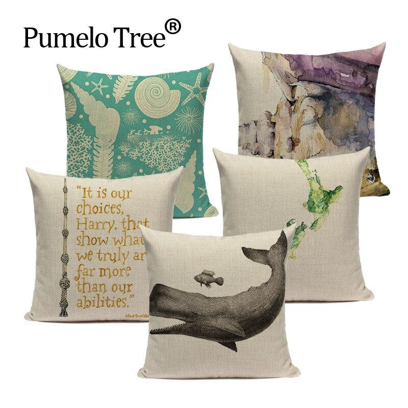 Aliexpress.com : Buy High Quality Ocean Style Cushion