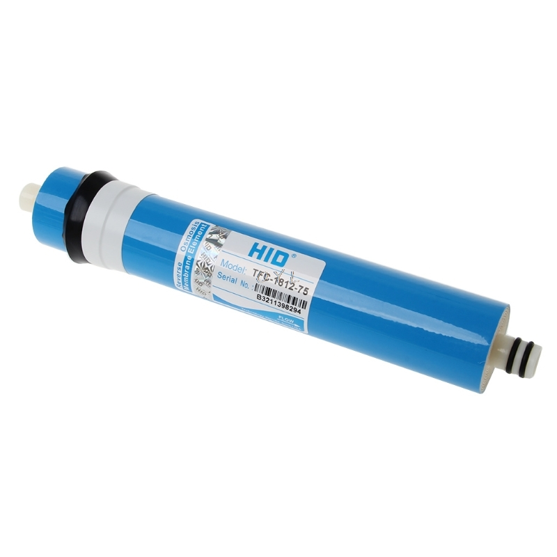 Water Filter Cartridge Reverse Osmosis RO Membrane 75gpd Household Replacement Water Treatment Appliances Water Filter