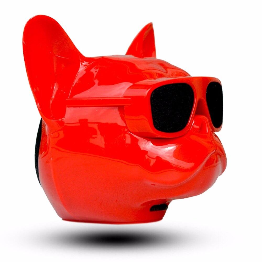 Karabale Bass Speaker Bulldog Multipurpose Nano Portable Hifi Outdoor MINI Bluetooth