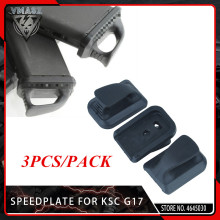 3PCS/Pack VMASZ Airsoft SPEED PLATE FOR TM G17 NO LOGO Hunting Acessorios Softair