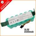 Ni-MH 14,4 mAh 3500 V para panda X500 X600 x850 batería de alta calidad para Ecovacs espejo CR120 aspiradora Dibea x500 X580