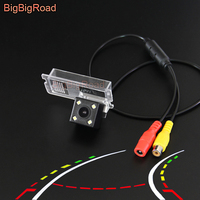 BigBigRoad Car Intelligent Dynamic Trajectory Tracks Rear View Camera For Chery E3 QQ A1 Fulwin2 fulwin 2 2013 2014 2015 2016