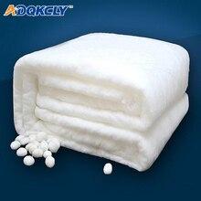 Китайские шелковые одеяла длинное шелковое одеяло Mulberry стеганое одеяло из четыре сезона Стёганое одеяло Одеяло Hand-made х/б чехлом стеганое одеяло из шелка