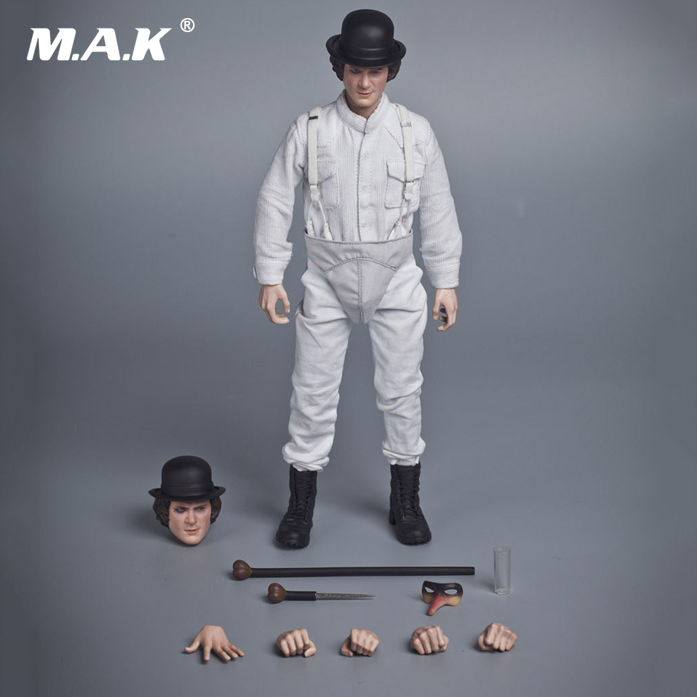 1/6 Scale Clockwise Alex With Two Head Scilpt 12 Action Figure Collections Model Toy syma x5 x5c 1 4pc set clockwise anti clockwise motor with brass gear for syma x5 x5c x5c 1 quadcopter clockwise motor anti clock