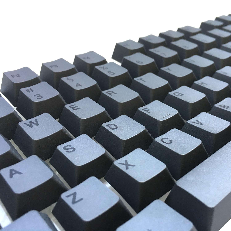 שנאים וספקי כוח PBT 87 keycaps סט דיי תת שרי MX מפתח Caps הדפס למעלה / בפרופיל דובדבן / ANSI פריסה עבור TKL 87 MX מתגים מקלדת מכנית (2)